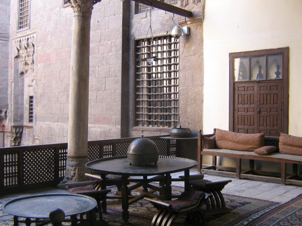 The Maq'ad (Loggia), the first floor