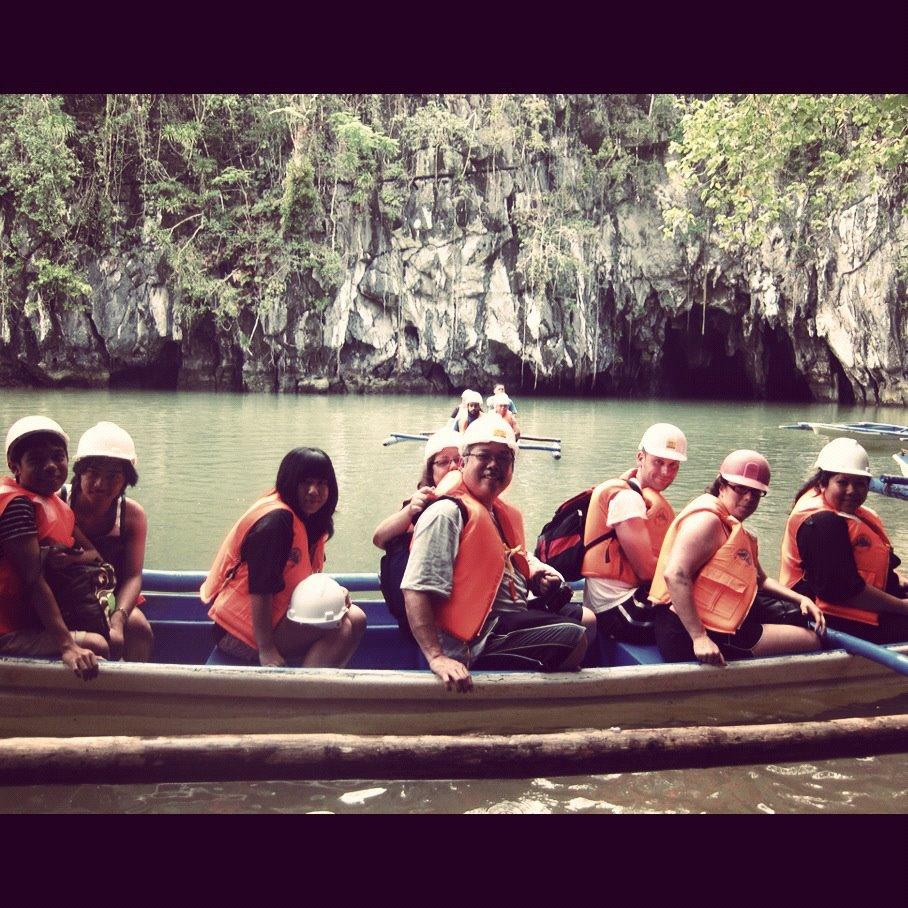 Underground River of Palawan Puerto-Princesa Subterranean River National Park - Philippines carlos ortiz