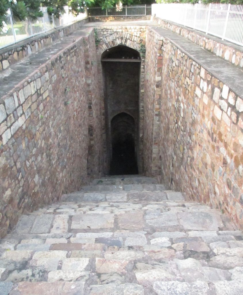 The Baoli or Stepwell