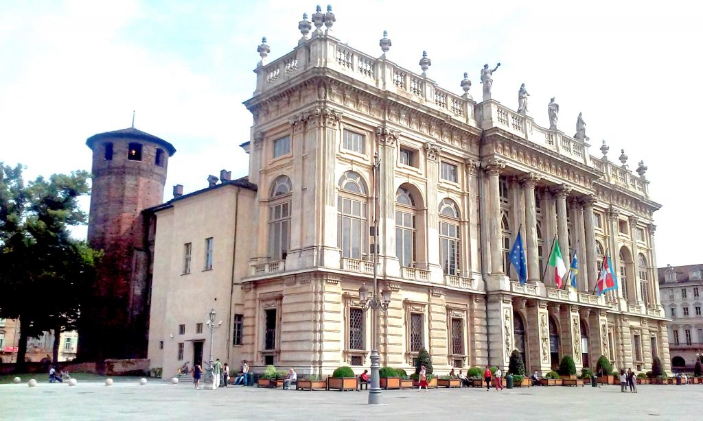 Palazzo Madama, Residences of the Royal House, of Savoy, Turin, Italy