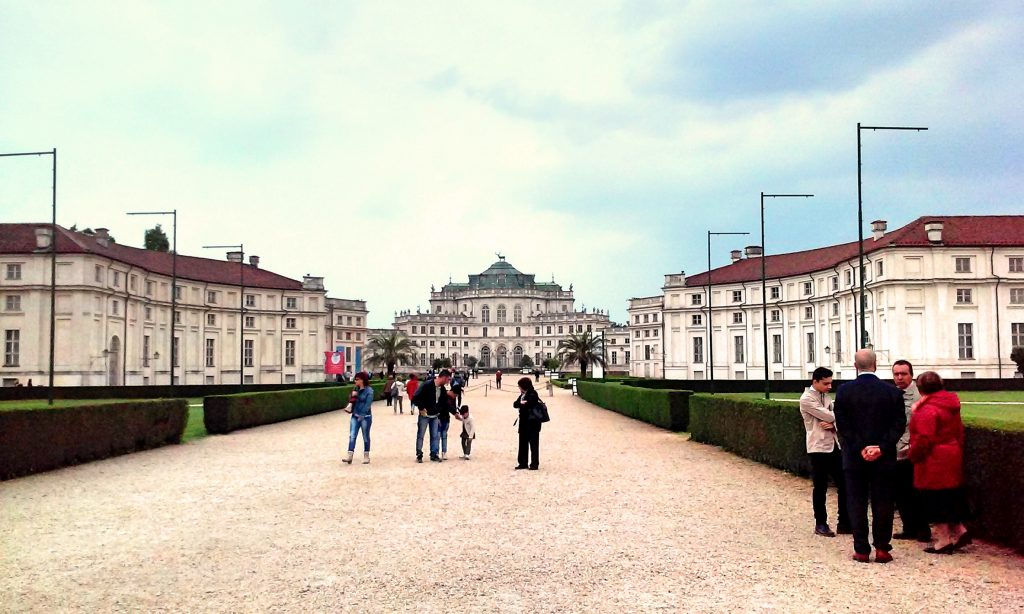 Hunting House, the Residences of the royal house of Savoy, Stupinigi, Italy