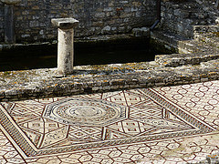 Outdoor and Indoor Mosaics!  Episcopal Complex of the Euphrasian Basilica in the Historic Centre of Poreč- Croatia Trailblazer