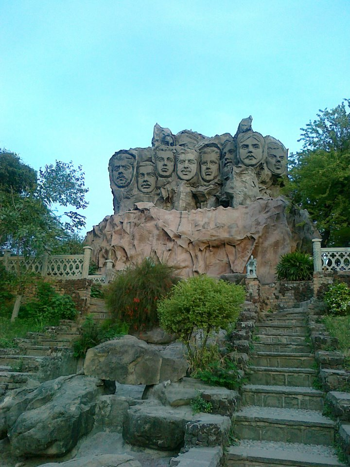martyr-monument