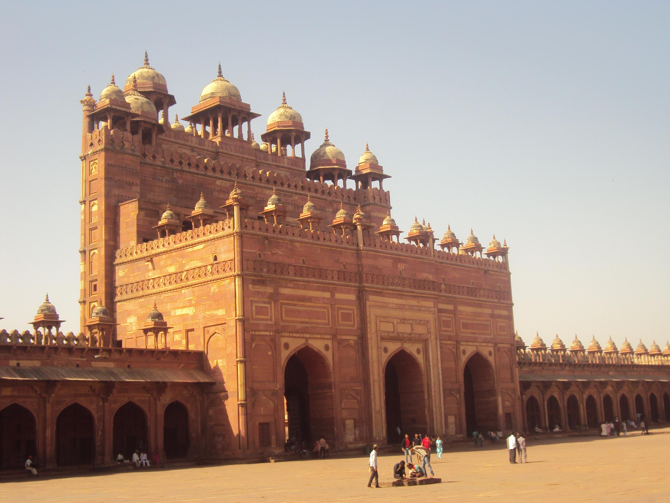The Grandeur Of Mughal Rule Fatehpur Sikri - India Aakriti Suresh