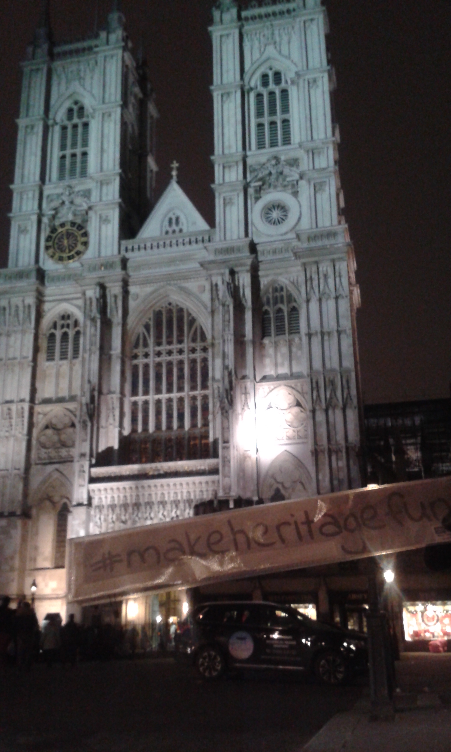 Westminster Abbey Christmas