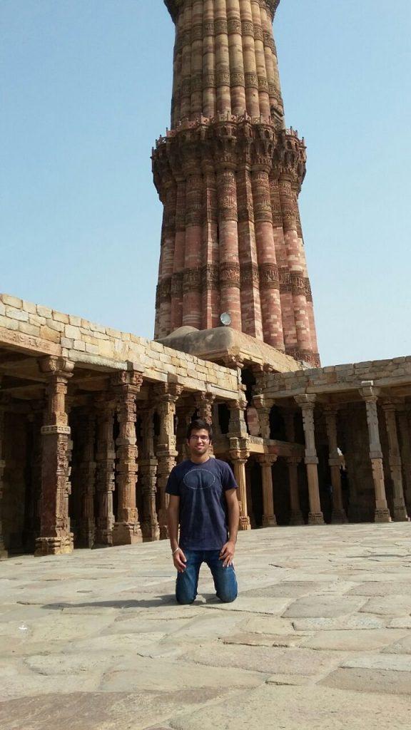 Amazing minar