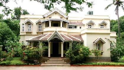 The Villa Pottipati Restores Into A Heritage Hotel Neemaran