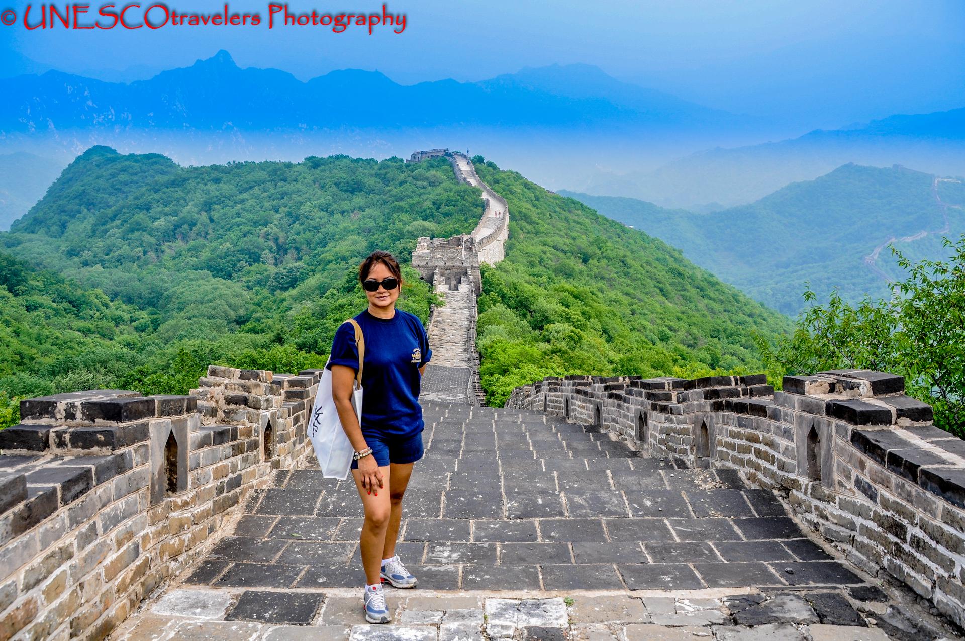 The Long Walk on the Mu Tian Yu Great Wall @ China The Great Wall - China By UNESCOtravelers