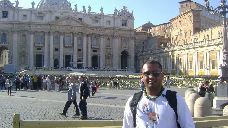 Proof for Historic Centre of Rome, the Properties of the Holy See in that City Enjoying Extraterritorial Rights and San Paolo Fuori le Mura