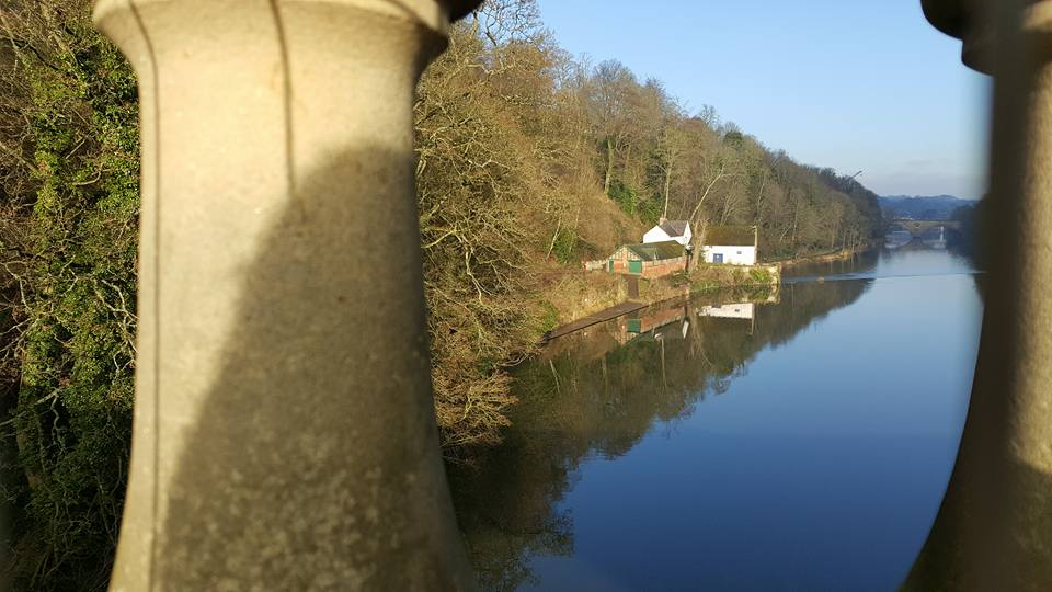 River View from Prebends Bridge