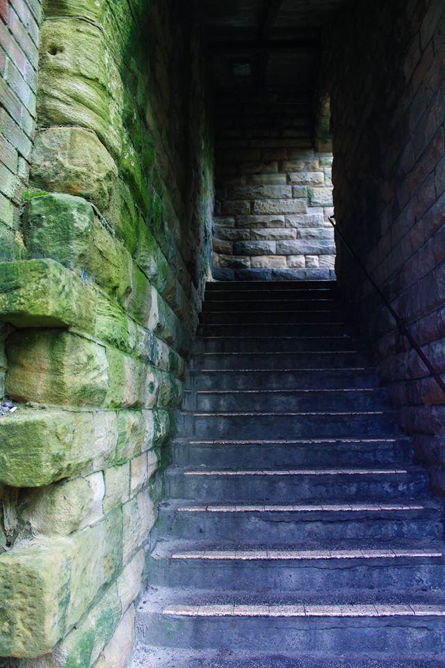 Framwellgate Bridge Stairs
