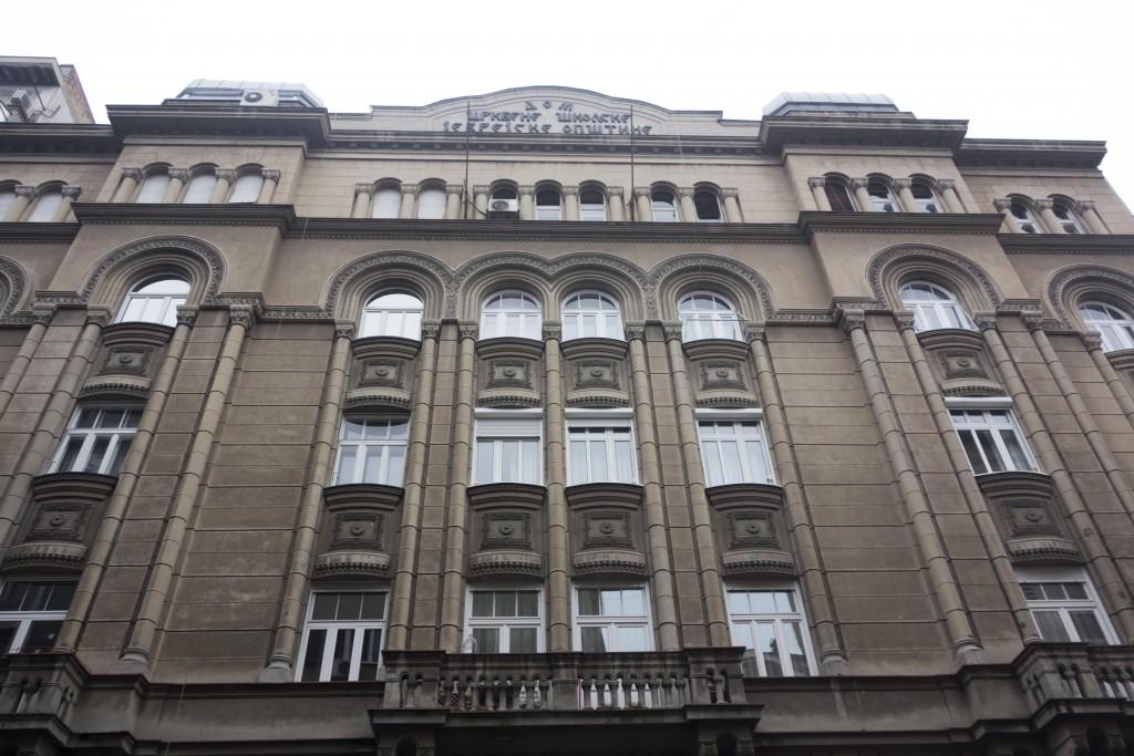 Belgrade architecture