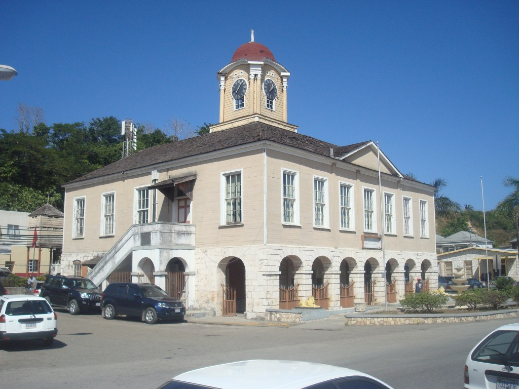 Lucea Old Court House