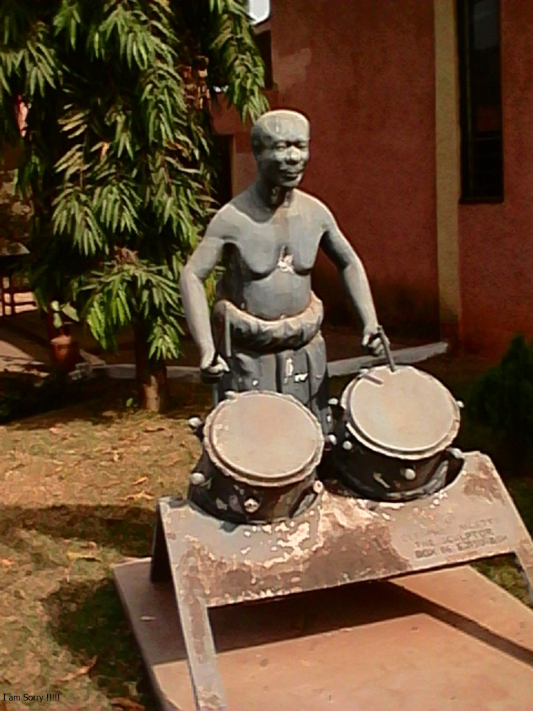 National Cultural Centre in Kumasi - Amamerefie - Ashanti kingdom