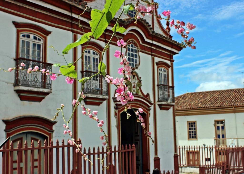Nossa Senhora do Rosário Church - Diamantina. Photo by Natália Gonçalves