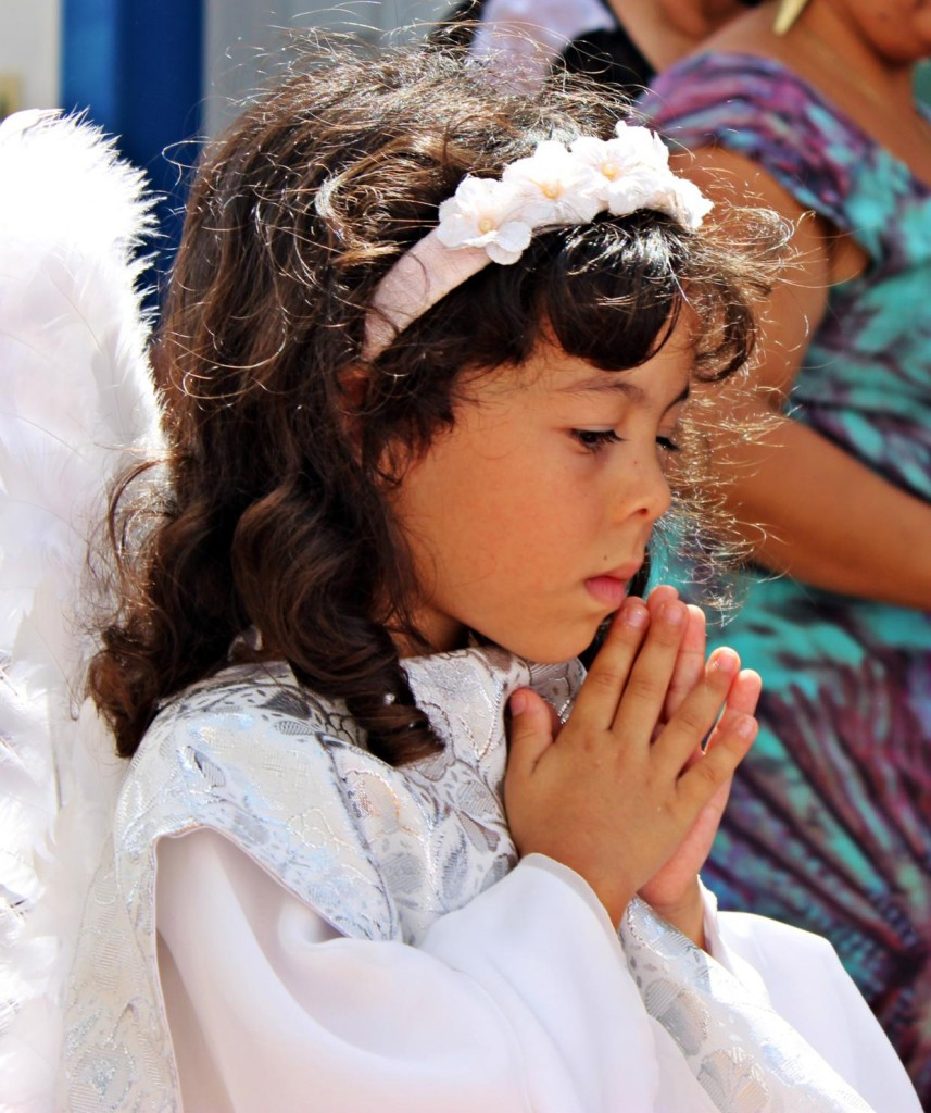 Celebrations in Holy Week, Diamantina, Brazil. Photo by Natália Gonçalves.