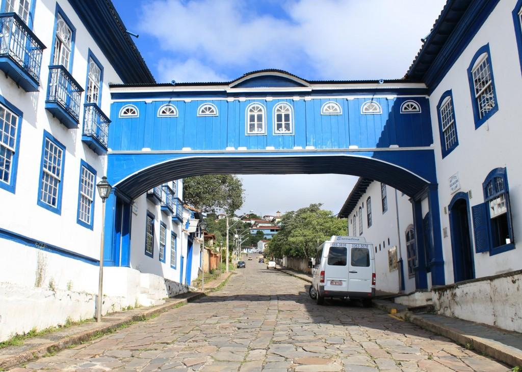Passadiço (Casa da Glória), Diamantina, Brazil. Photo by Juliana Silva