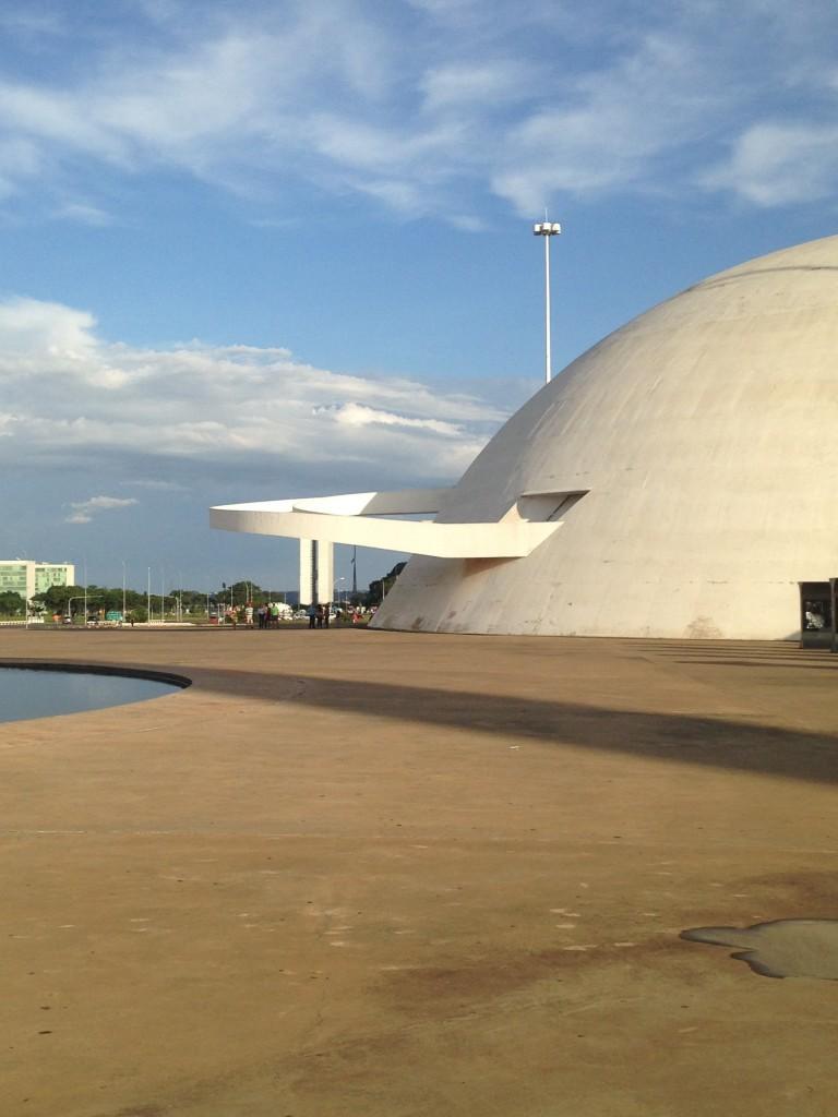 Brasilia Parliament