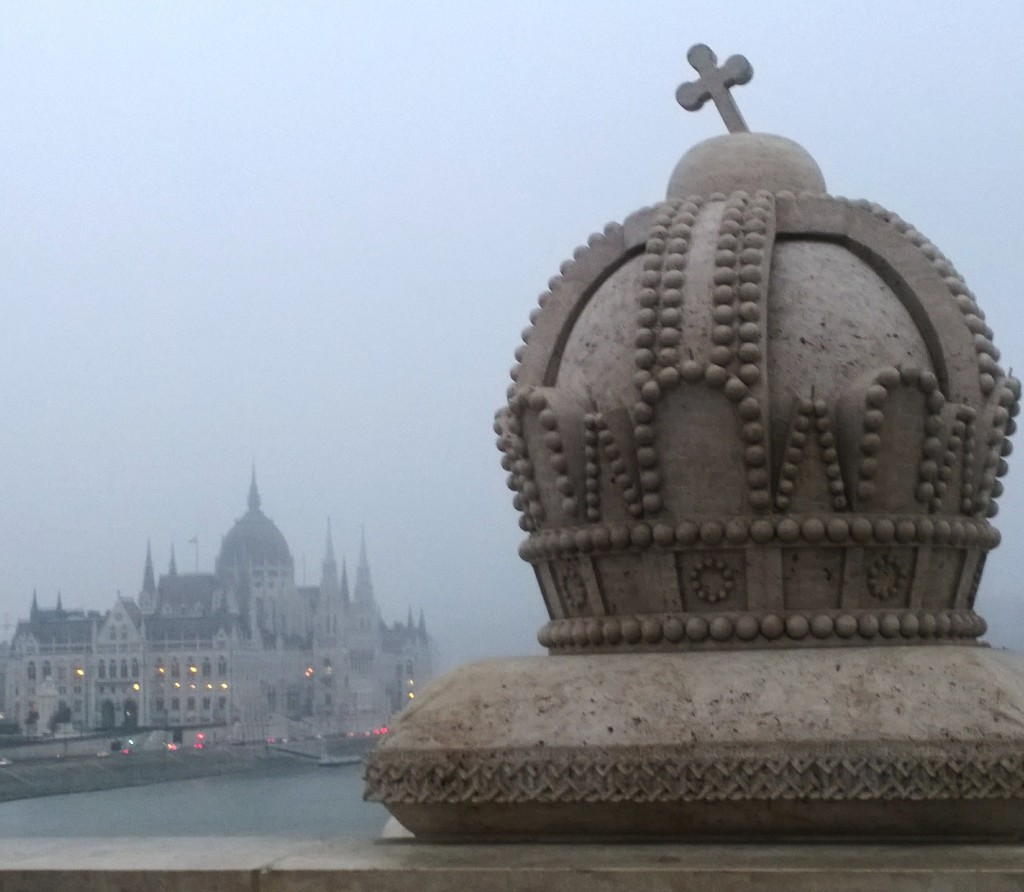 Parliament and the Holy Crown