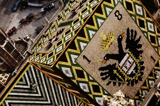 The Double-headed Eagle as the symbol of the Empire. Picture Courtesy: wien.info