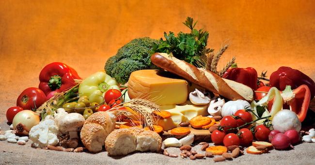 Mediterranean Diet (photo source greenstyle.it)