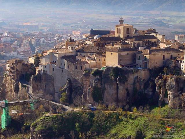 Historic Walled Town of Cuenca