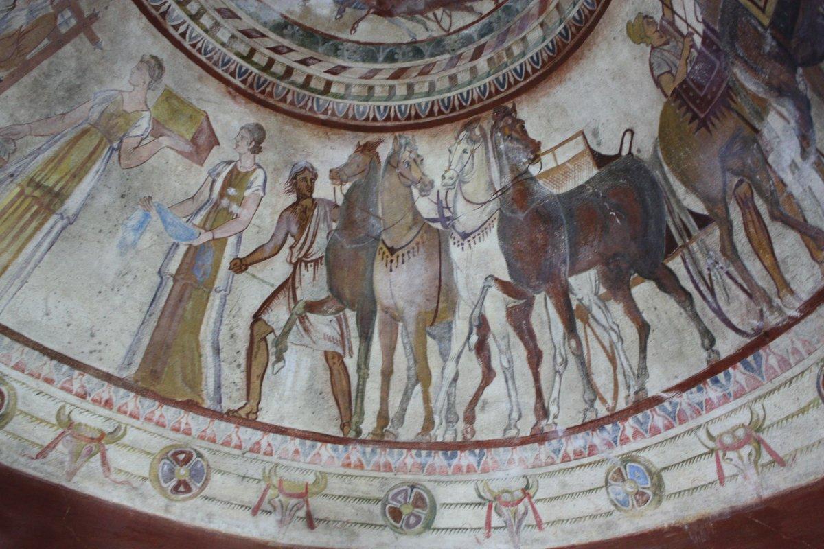 THE THRACIAN TOMB OF KAZANLAK