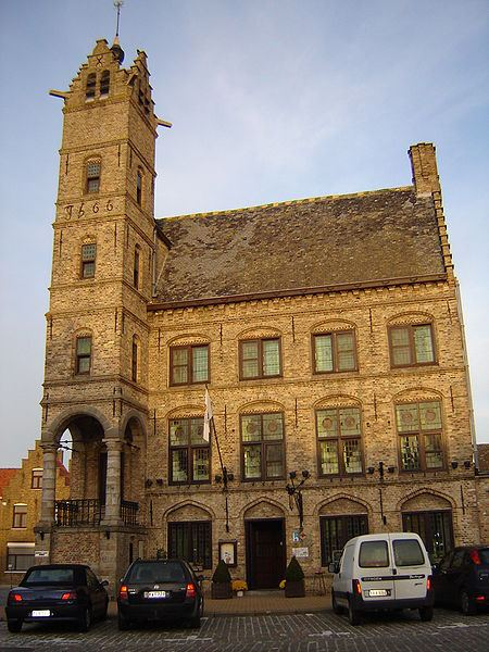 Belfry of Lo-Reninge