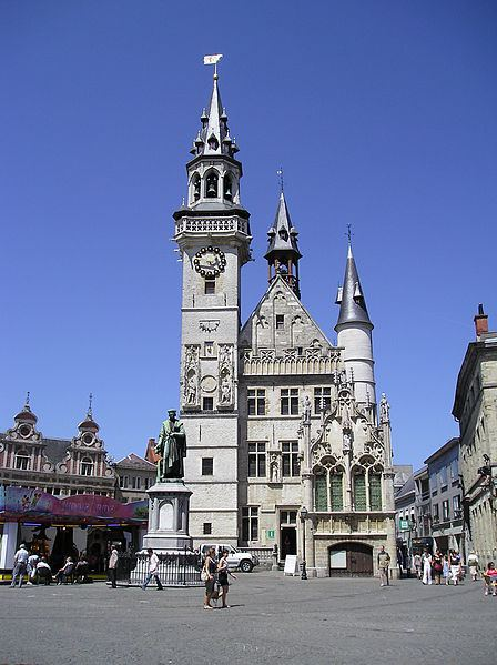Belfry of Aalst