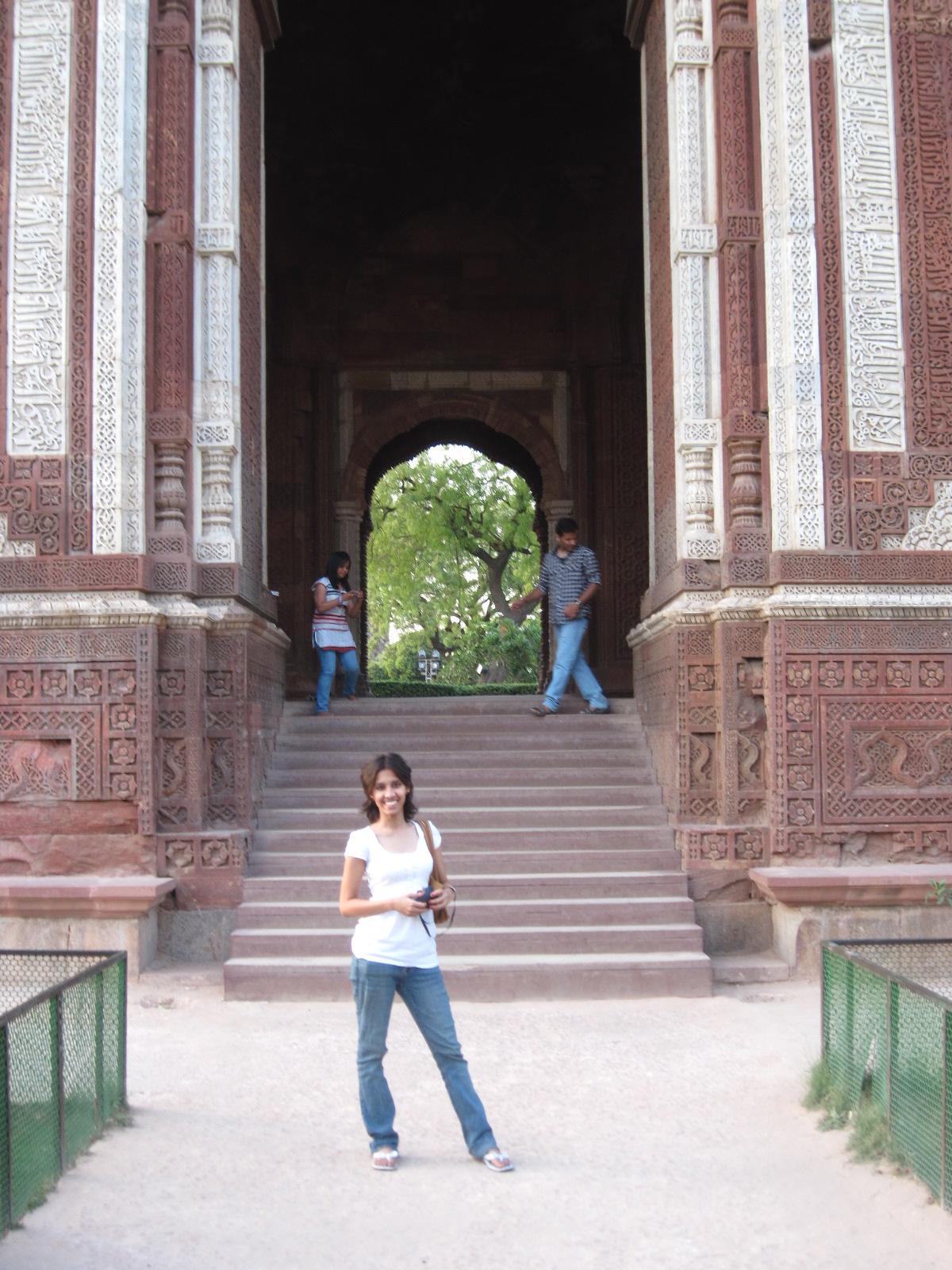 Qutb Minar and its Monuments, Delhi - India By sreeparna