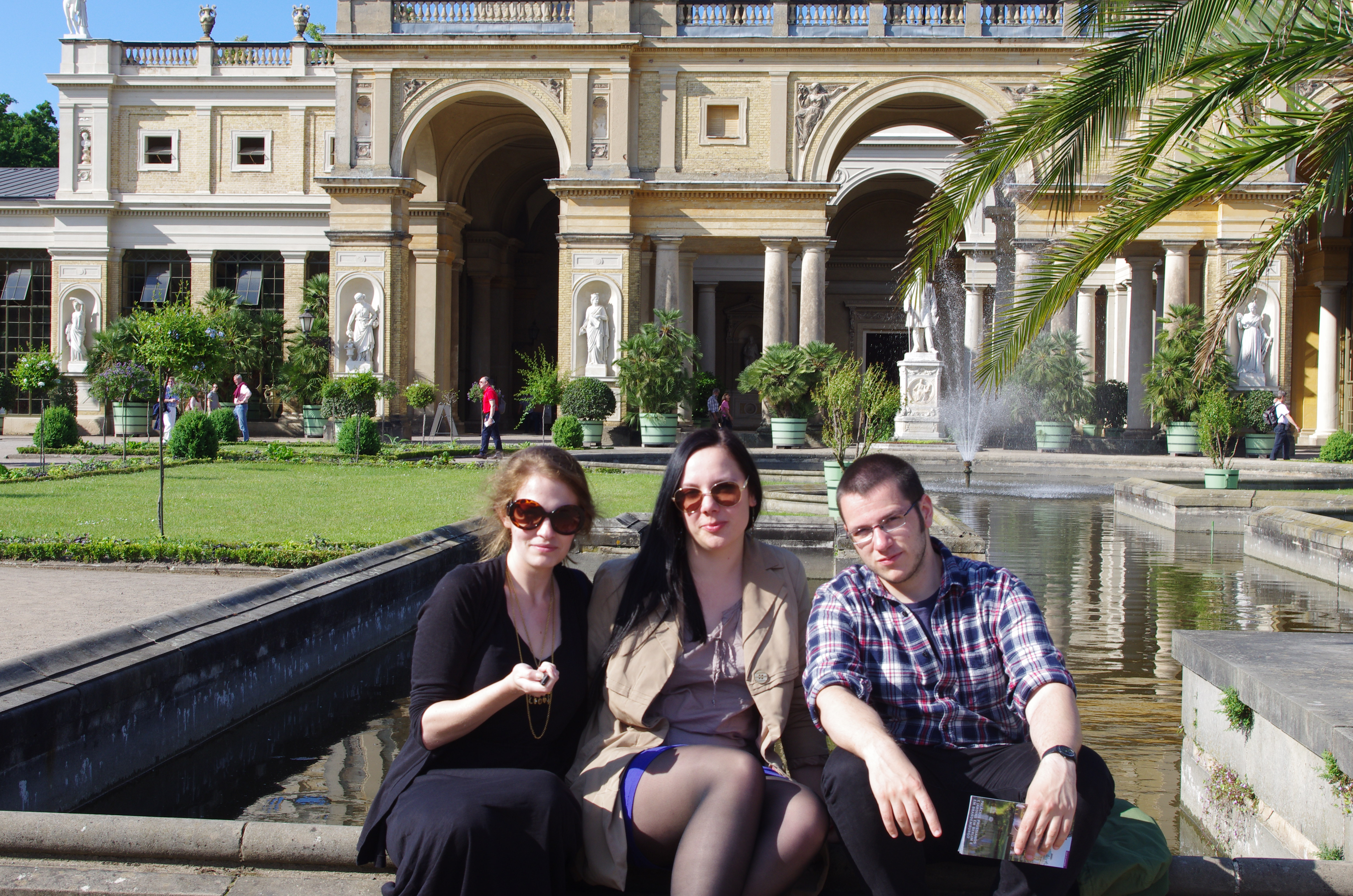 Palaces and Parks of Potsdam and Berlin - Germany By katherine brownell