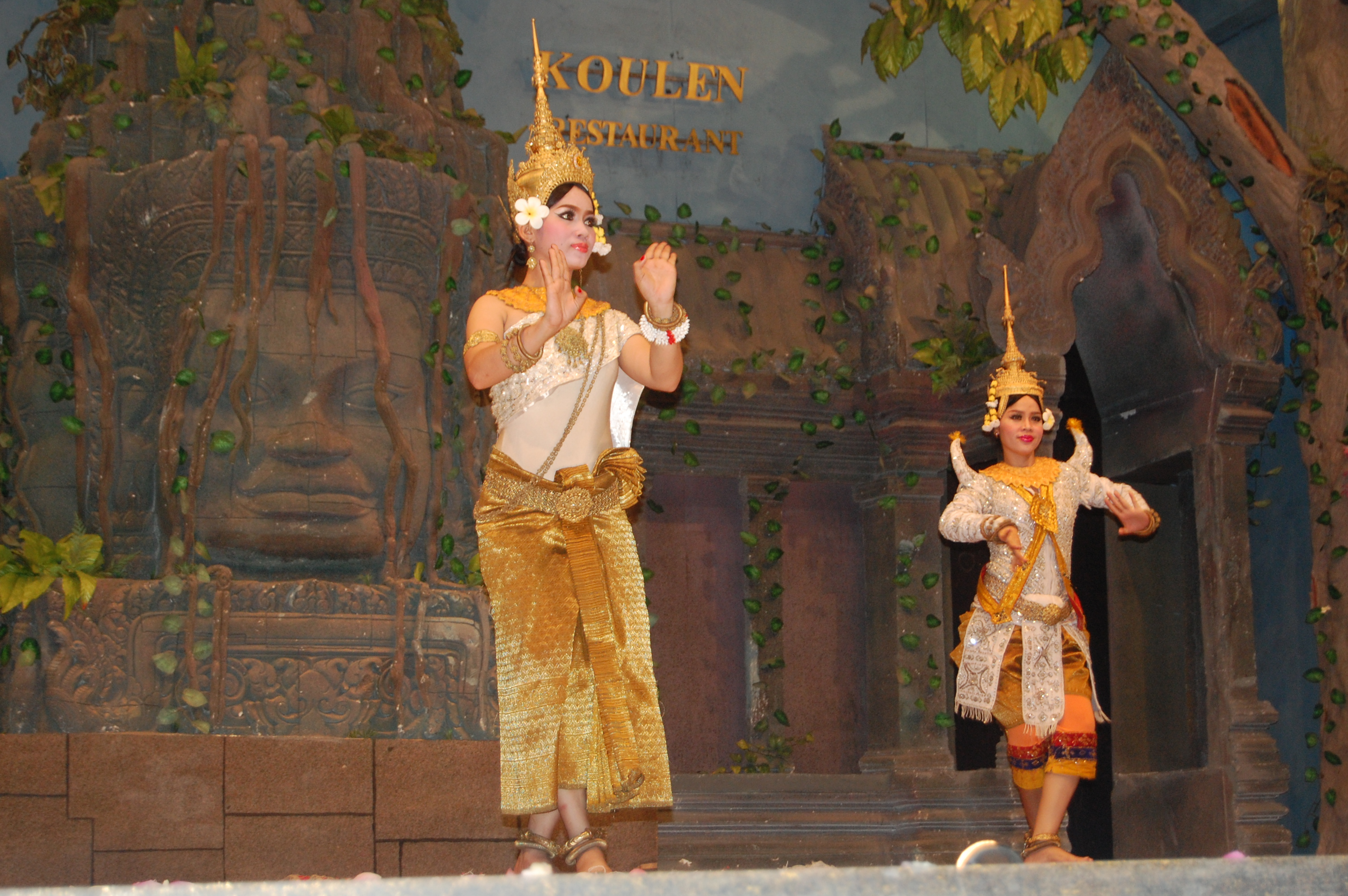 Royal ballet of Cambodia - Cambodia By Bernard Joseph Esposo Guerrero