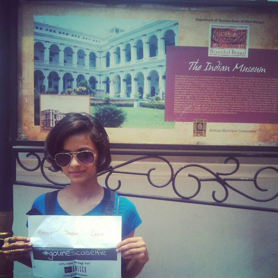 The Indian Museum , Calcutta - Rebecca Louis