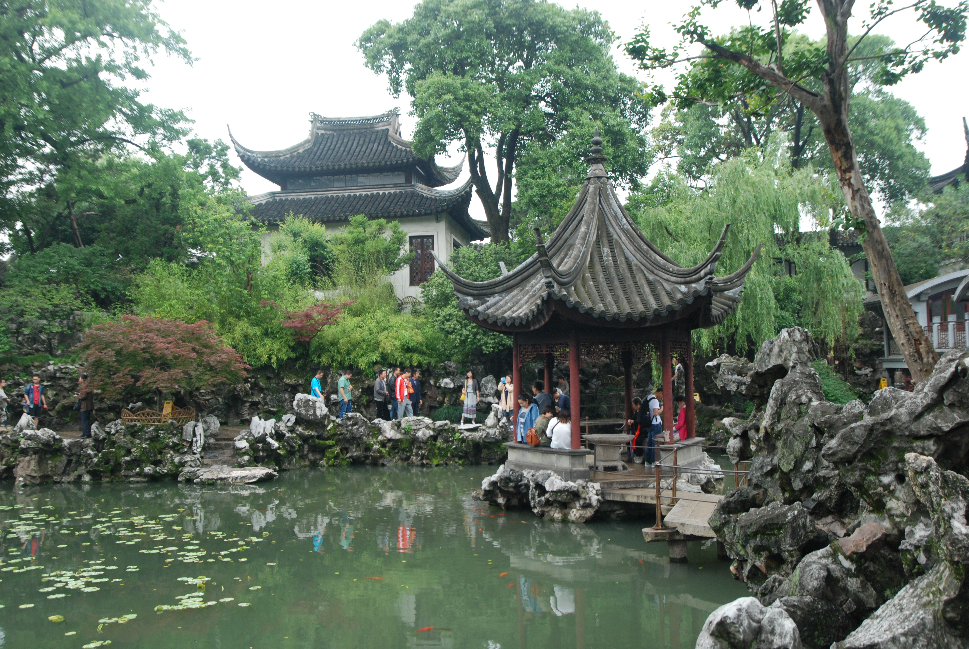 Classical Gardens of Suzhou - China By Bernard Joseph Esposo Guerrero
