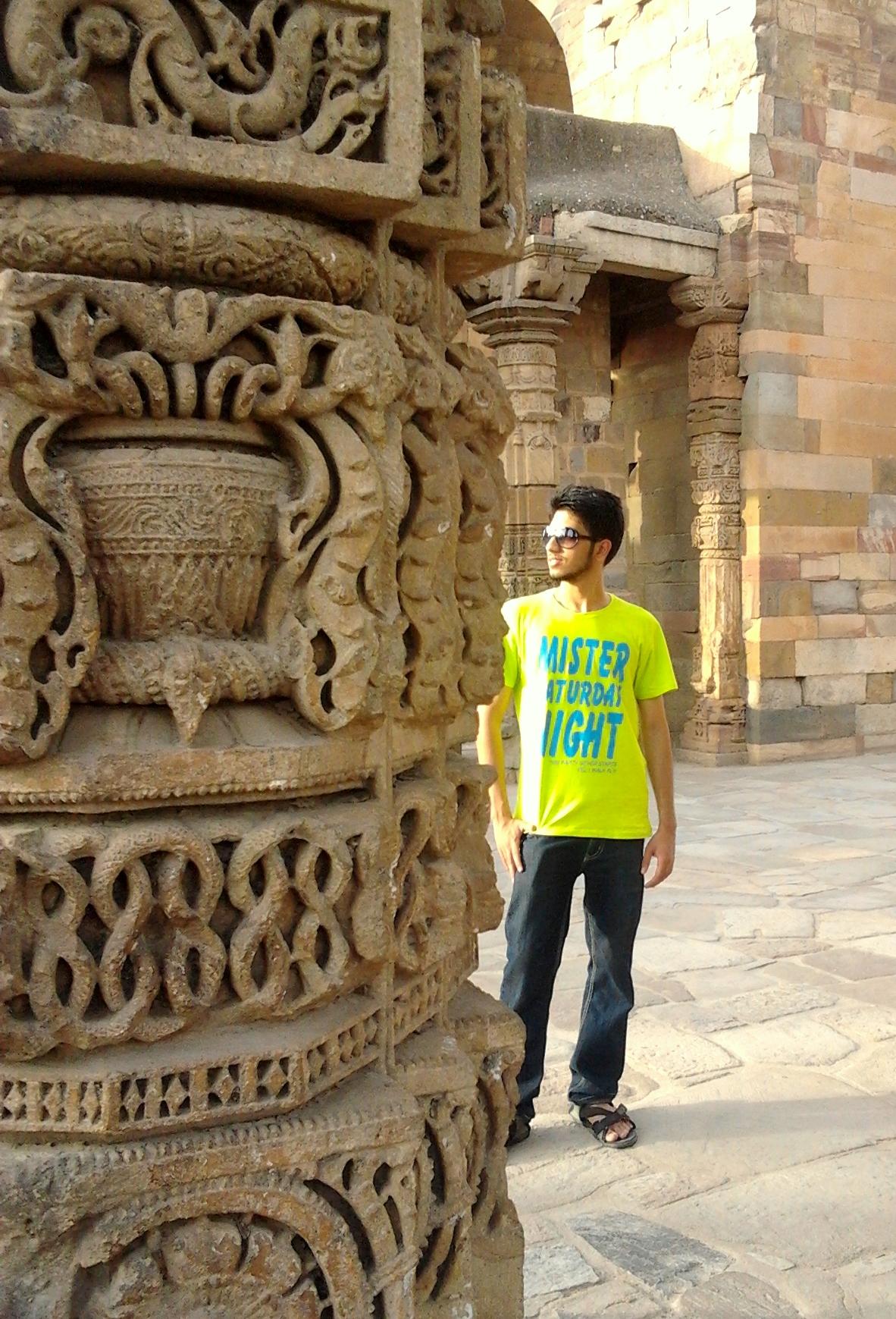 Qutab Minar - Vaibhav Nanda
