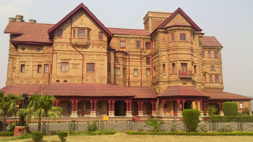 aakriti suresh Amar Mahal Palace Museum in Jammu