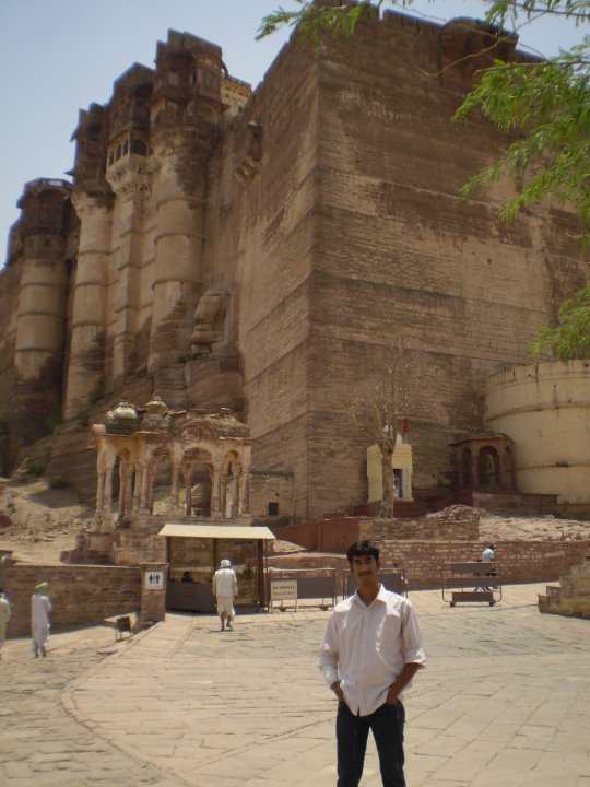 Mehrangarh Fort Shubhankar Kapoor