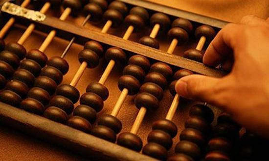 Chinese Zhusuan, mathematical calculation through the abacus - China Thomas Shaw