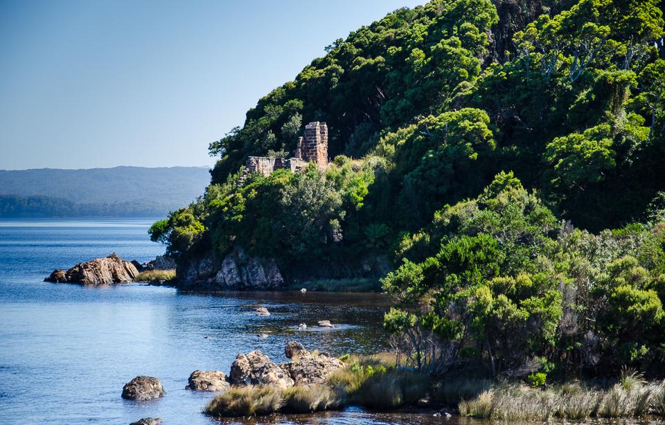 Macquarie Harbour Penal Colony Australian convict site Tom bartel