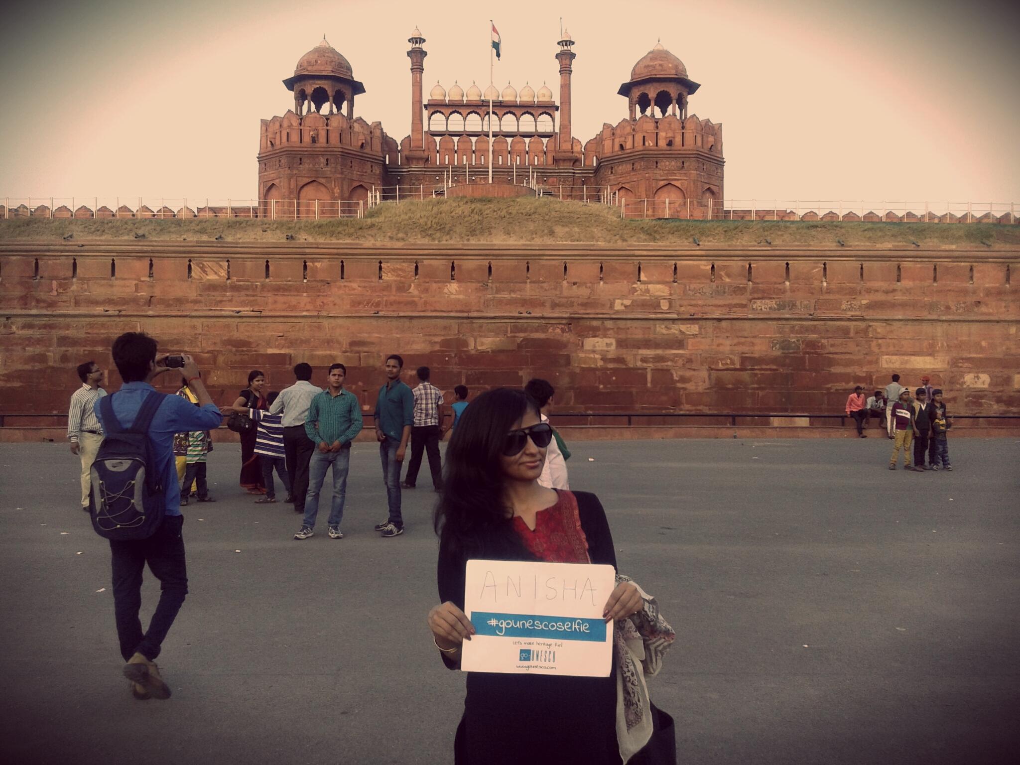 Red Fort Anisha Srivastava