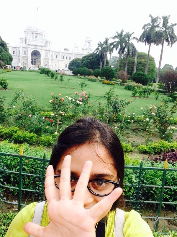 Victoria Memorial, Kolkata. Sruti Lodha
