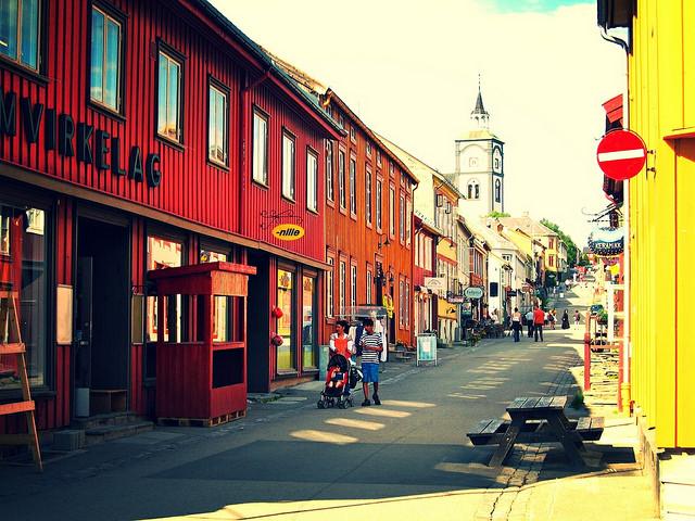 Røros Mining Town