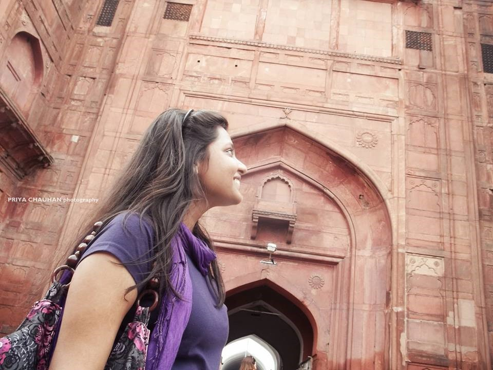 Red fort Shorya jain