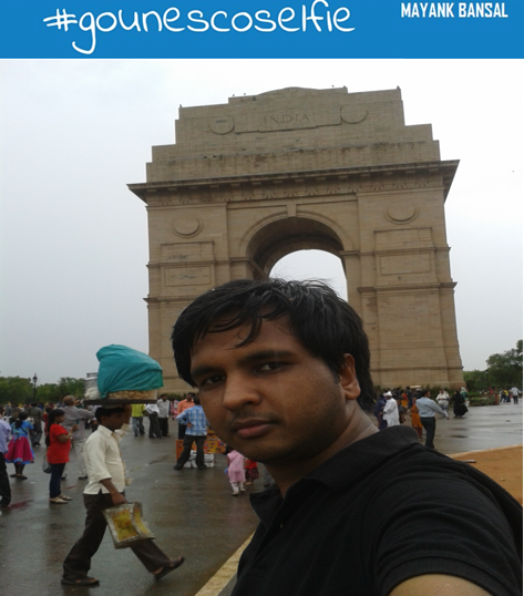 The India Gate Mayank Bansal