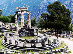 Archaeological Site of Delphi Trailblazer