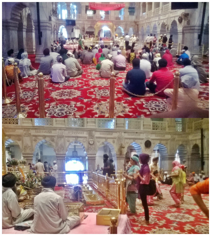 Sheeshganj Gurudwara, Old Delhi