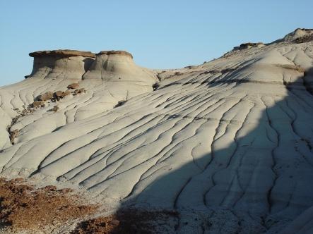 Dinosaur Provincial Park Hoodoos sm