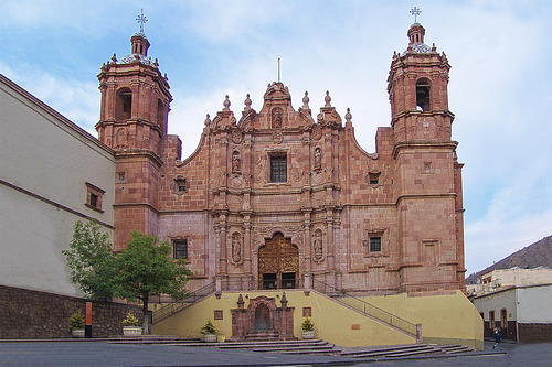 Centre historique de Zacatecas