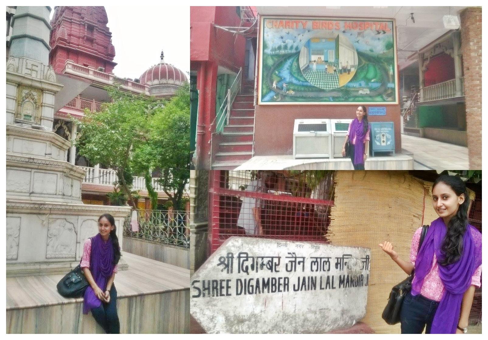 Shri Digamber Jain Lal Mandir, Old Delhi