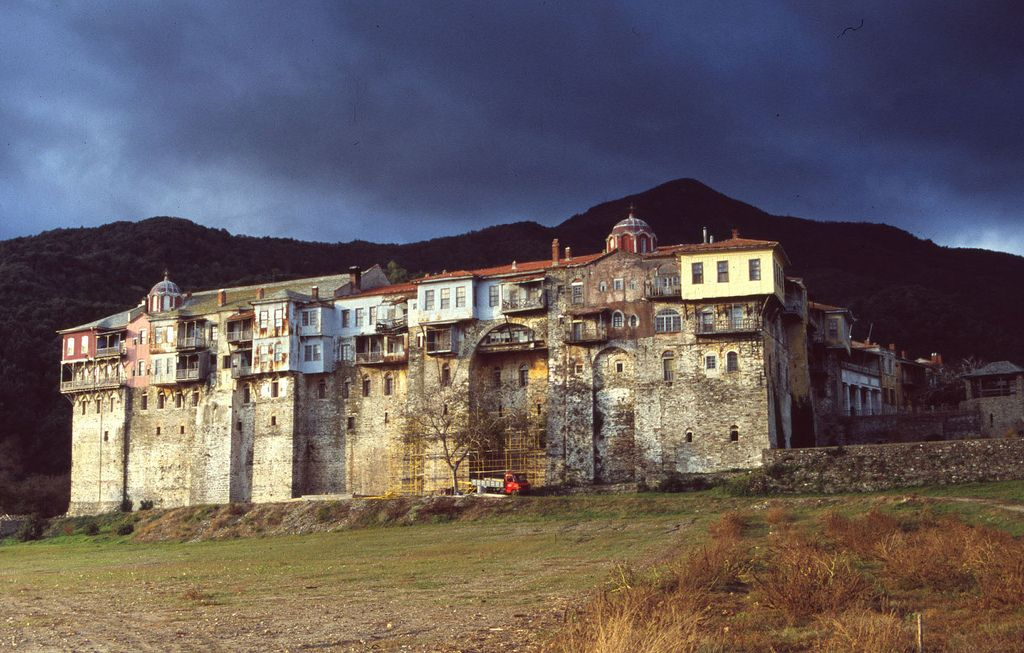 Iviron_Monastery_Mount_Athos